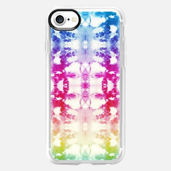Tie-Dye Rainbow - Wallet Case