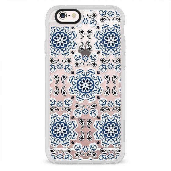 buy popular 5fa81 fe490 Classic Grip iPhone 6s Case - Blue Bandana