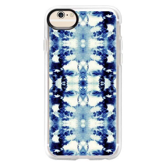 iPhone 6 Cases - Tie-Dye Blues