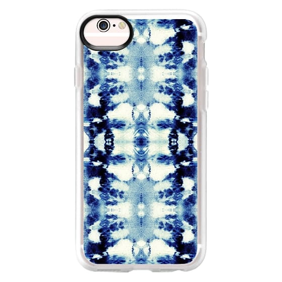 iPhone 6s Cases - Tie-Dye Blues