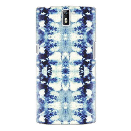 One Plus One Cases - Tie-Dye Blues
