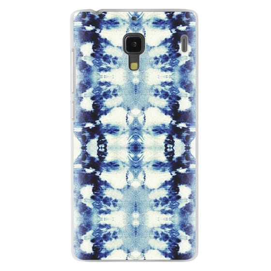 Redmi 1s Cases - Tie-Dye Blues