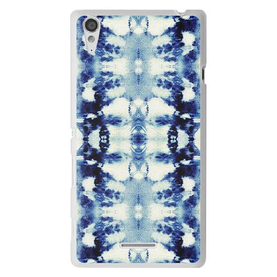 Sony T3 Cases - Tie-Dye Blues