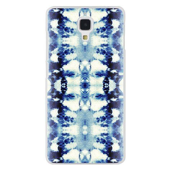 Xiaomi 4 Cases - Tie-Dye Blues