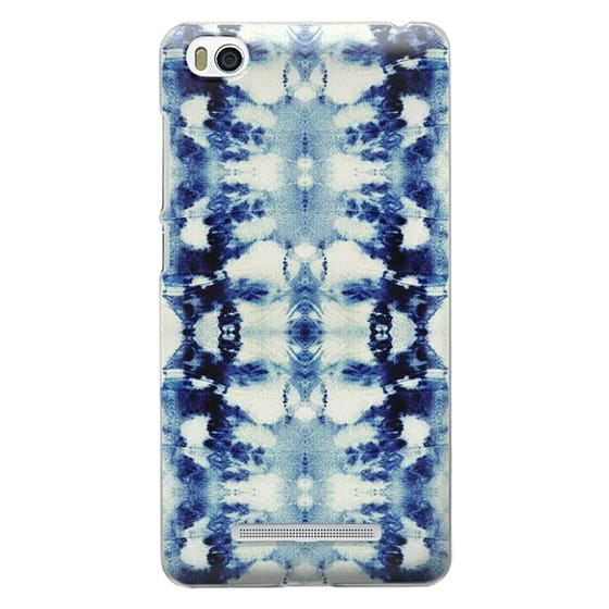 Xiaomi 4i Cases - Tie-Dye Blues
