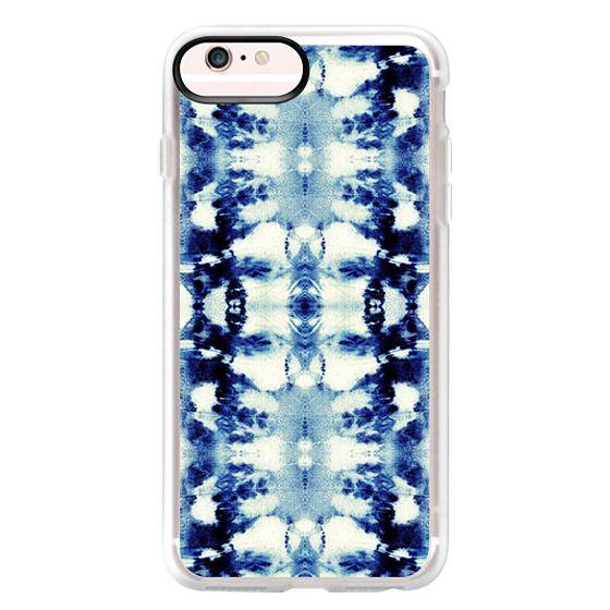 iPhone 6s Plus Cases - Tie-Dye Blues