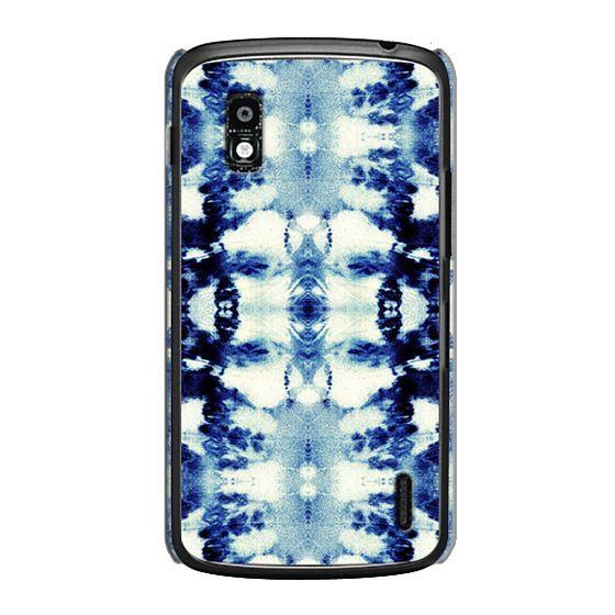 Nexus 4 Cases - Tie-Dye Blues