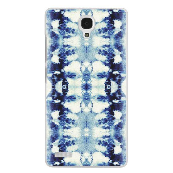 Redmi Note Cases - Tie-Dye Blues