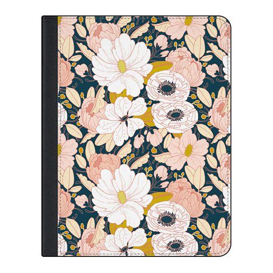 11-inch iPad Pro Covers - Night Bloom