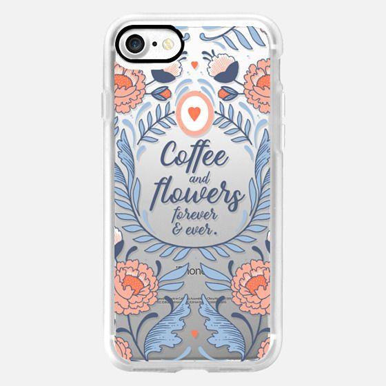 Coffee & Flowers -