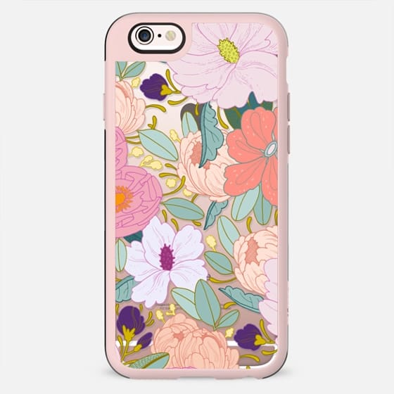 Full Floral - New Standard Case