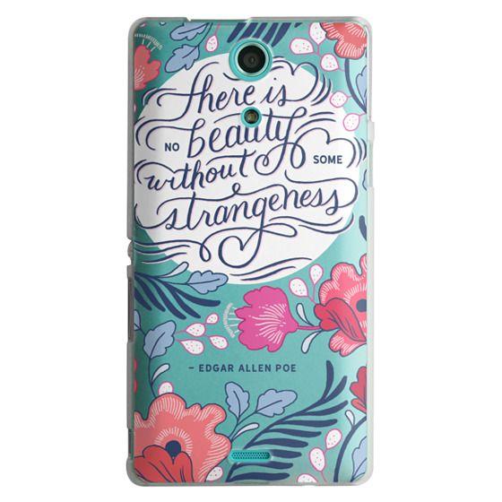 Beauty and Strangeness