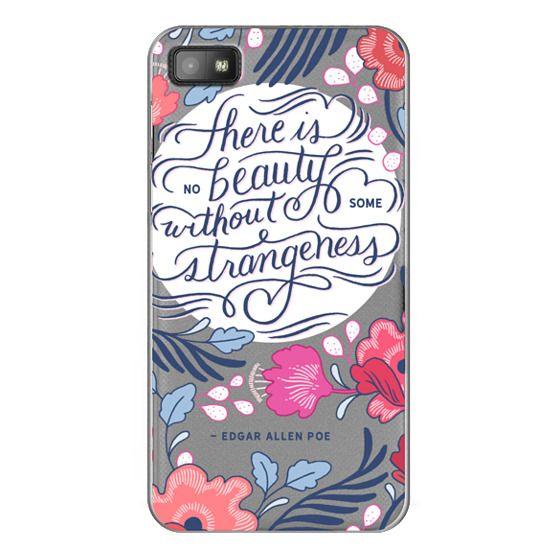 Blackberry Z10 Cases - Beauty and Strangeness