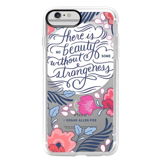 iPhone 6 Plus Cases - Beauty and Strangeness