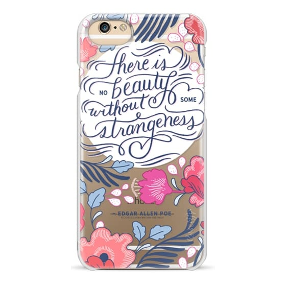 iPhone 6 Cases - Beauty and Strangeness