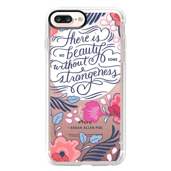 iPhone 7 Plus Cases - Beauty and Strangeness