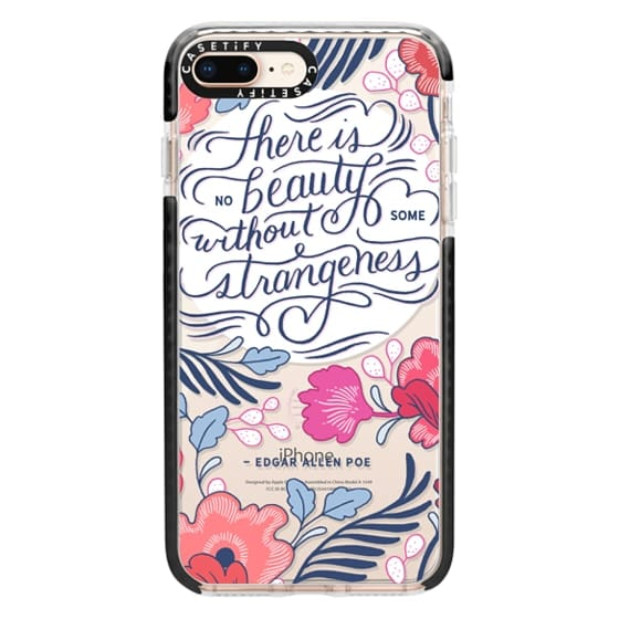 iPhone 8 Plus Cases - Beauty and Strangeness