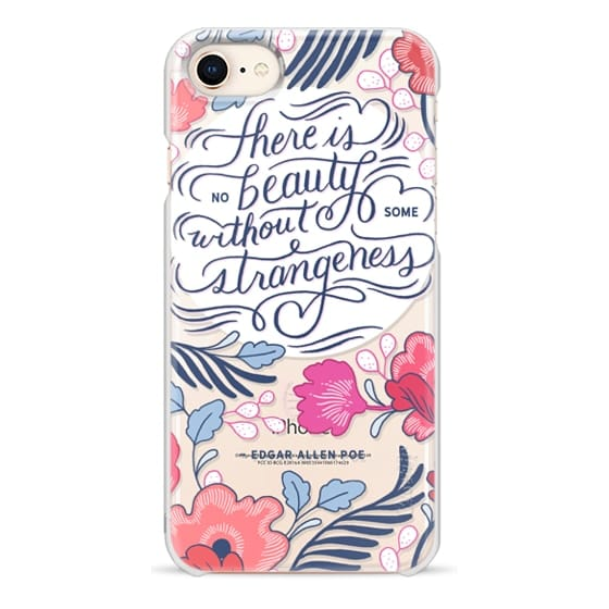 iPhone 8 Cases - Beauty and Strangeness