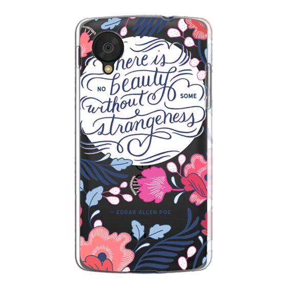 Nexus 5 Cases - Beauty and Strangeness