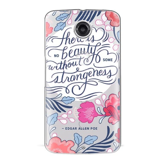 Nexus 6 Cases - Beauty and Strangeness