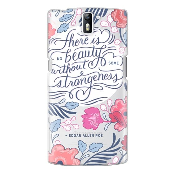 One Plus One Cases - Beauty and Strangeness