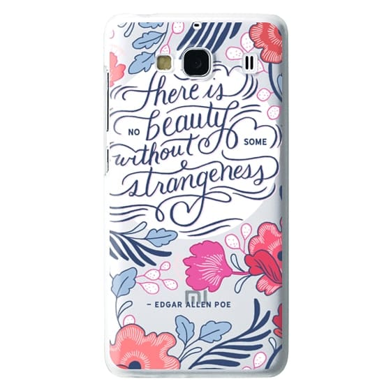Redmi 2 Cases - Beauty and Strangeness