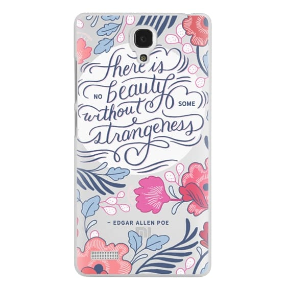 Redmi Note Cases - Beauty and Strangeness