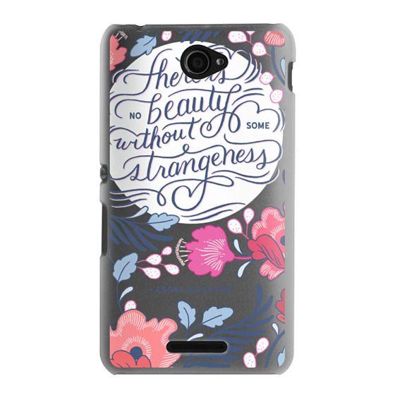 Sony E4 Cases - Beauty and Strangeness