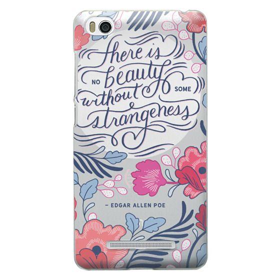 Xiaomi 4i Cases - Beauty and Strangeness