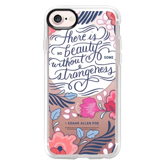 iPhone 4 Cases - Beauty and Strangeness