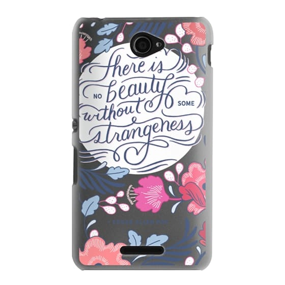 Sony E4 Cases - Beauty and Strangeness