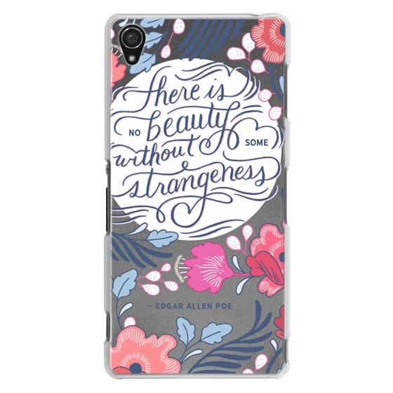 Sony Z3 Cases - Beauty and Strangeness