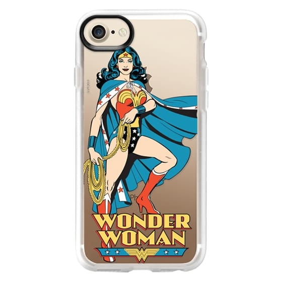 iPhone 7 Cases - WONDER WOMAN LASSO OF TRUTH