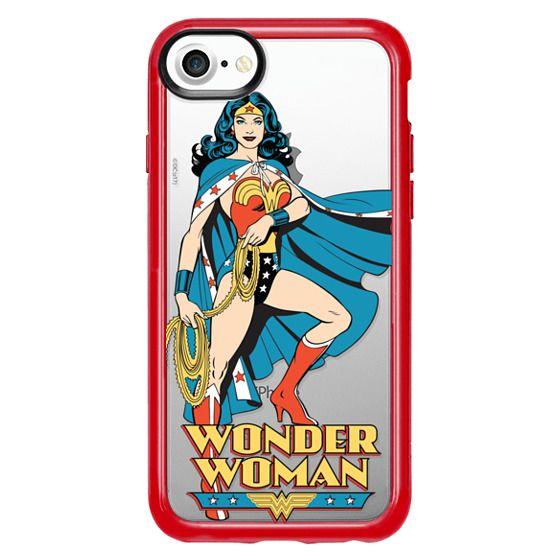 wonder woman iphone xs case
