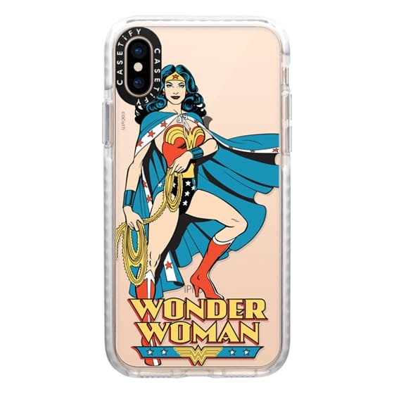 iPhone XS Cases - WONDER WOMAN LASSO OF TRUTH