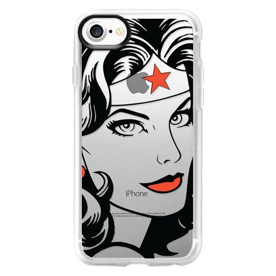 iPhone 7 Cases - WONDER WOMAN PORTRAIT II