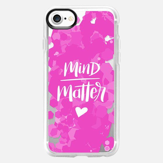 Mind Over Matter - Snap Case