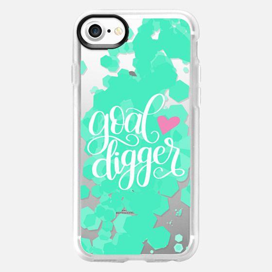 Goal Digger - Snap Case