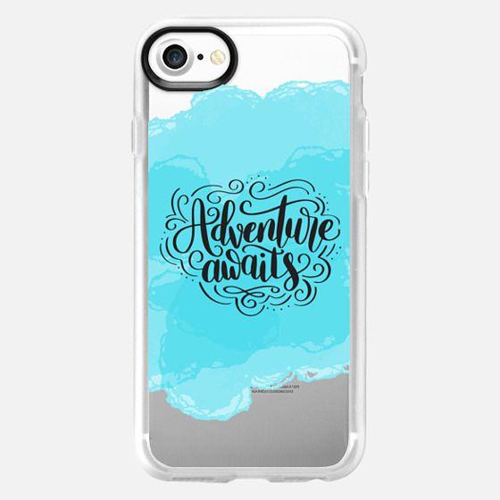 Adventure Awaits - Snap Case