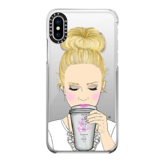 iPhone X Cases - Girlboss Option 1