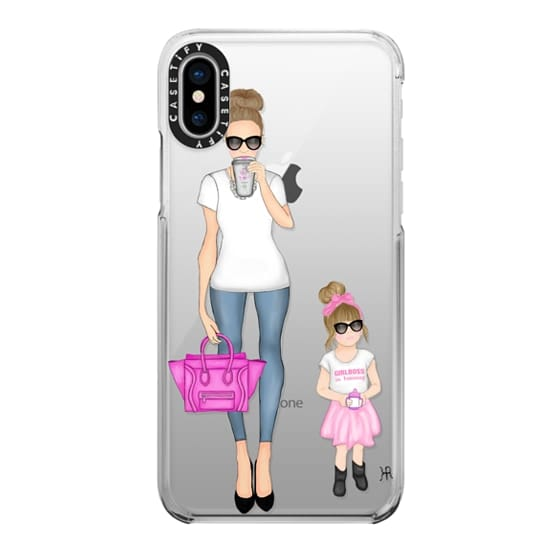 iPhone X Cases - Girlboss and Girlboss in Training Option 2