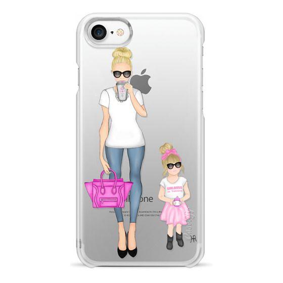 iPhone 7 Cases - Girlboss and Girlboss in Training Option 1