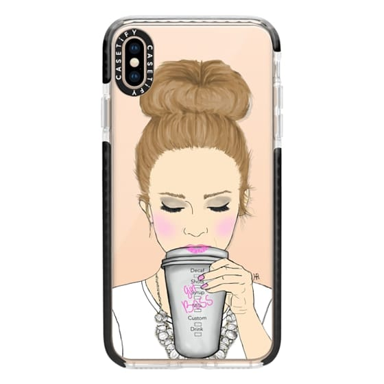 iPhone XS Max Cases - Girlboss Option 4