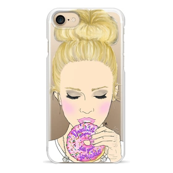 iPhone 7 Cases - Donut Let Anyone Dull Your Sprinkle Option 1