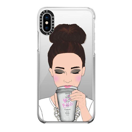 iPhone X Cases - Girlboss Option 8