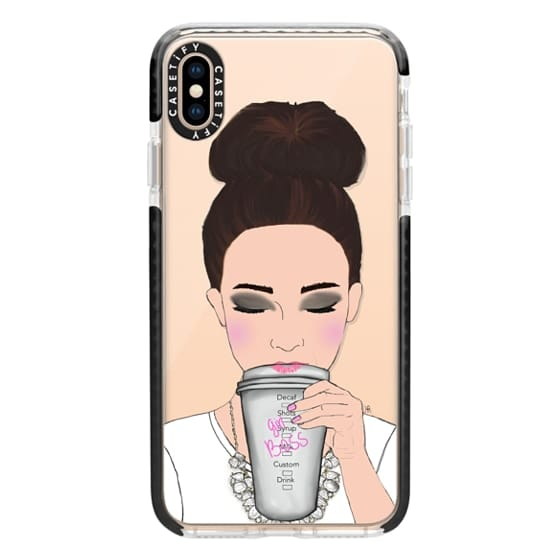 iPhone XS Max Cases - Girlboss Option 8