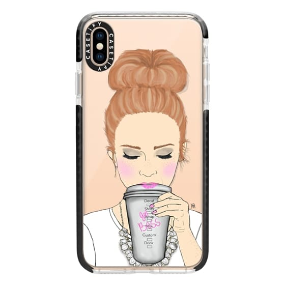 iPhone XS Max Cases - Girlboss Option 9