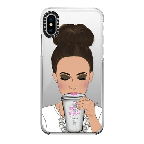 iPhone X Cases - Girlboss Option 3