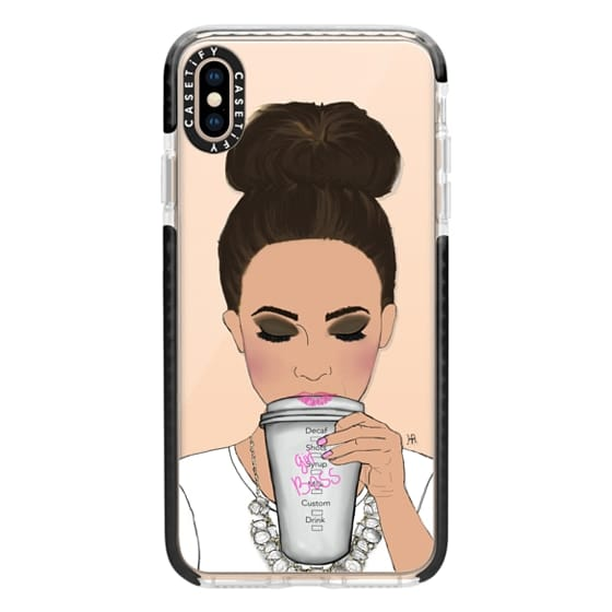 iPhone XS Max Cases - Girlboss Option 3