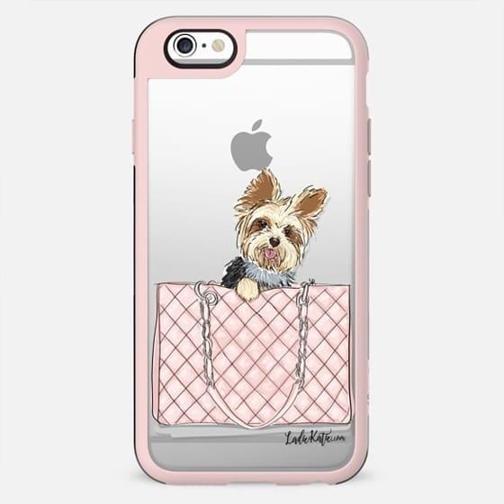 In the Bag (Yorkie) - New Standard Case